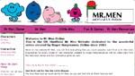Mr Men Official UK Website