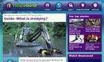 What is dredging? Newsround webpage
