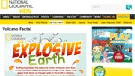 National Geographic website - Volcano Facts