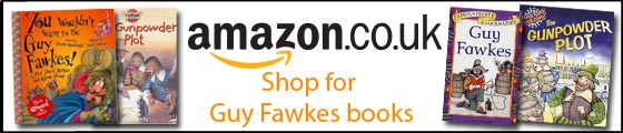 Amazon link to Guy Fawkes books