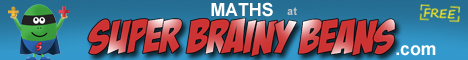 Super Brainy Beans - Maths