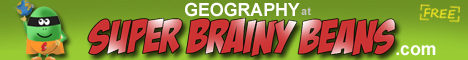 Super Brainy Beans - Geography
